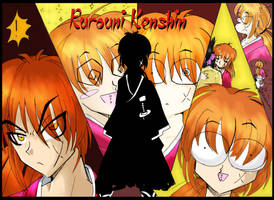 ::Kenshin's Faces:: by Kinbarri