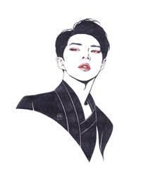 Jaehwan by StokeTheRage
