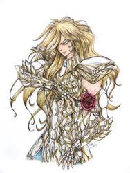 Saint Seiya - Pisces Aphrodite - Blonde version by Saeleth