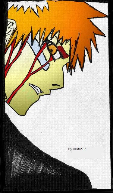 Ichigo---in color by brutus87