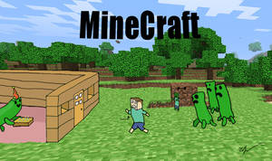 My Life in Minecraft by AirTyler