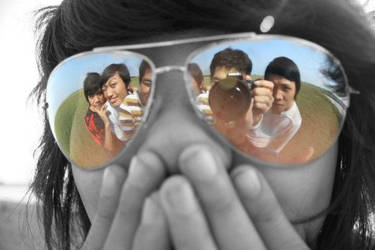 friends. by huvamp