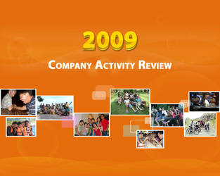 Company activity review by huvamp