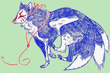 Fox by VanessaHolanda