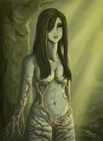 Lady of the Forest by Nebride