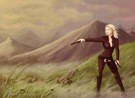 Cara | Legend of the Seeker | by Nebride