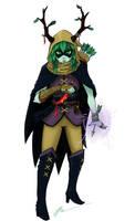 Huntress Wizard by CoronaDiTempesta