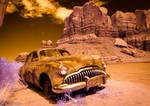 Bluff Buick IR by robpolder