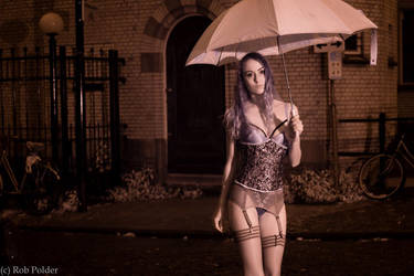 Street Glamour by robpolder