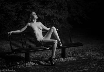 Bench Nude by robpolder