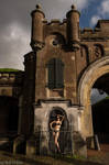 Gate Girl! by robpolder