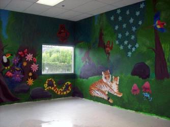 Jungle Room by jazbeetle