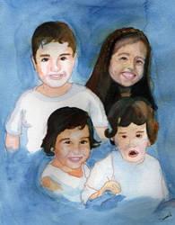 4 Kids by jazbeetle