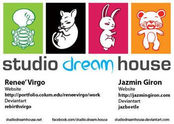 Studio Dream House Info by jazbeetle