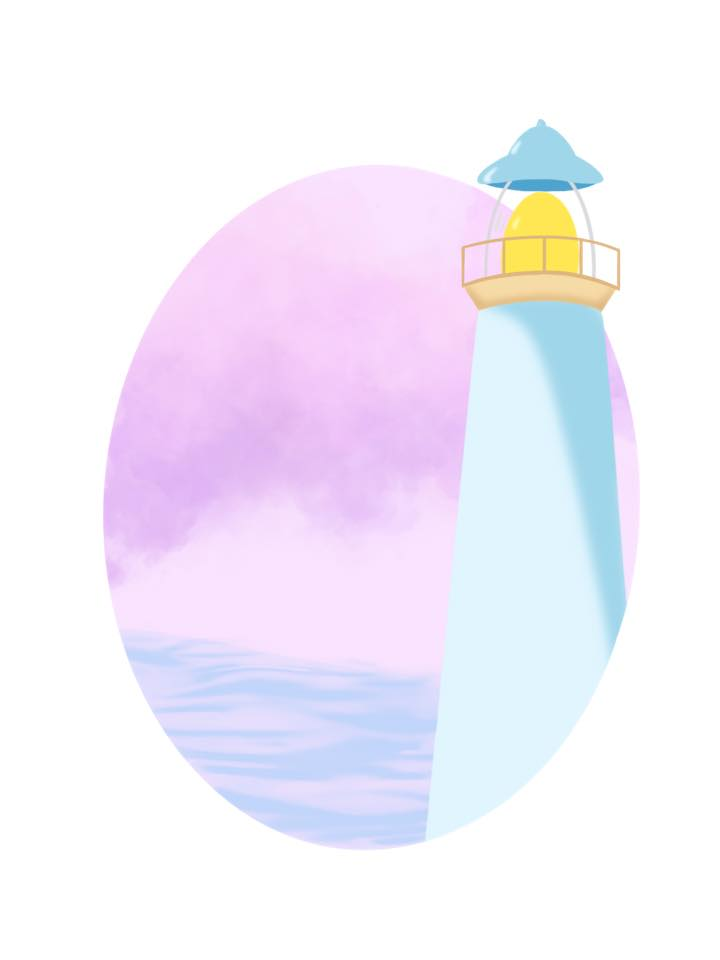 My Little Lighthouse by myfavoritelighthouse