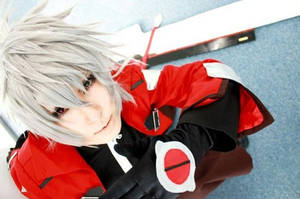 ragna the bloodedge by akutabi58947