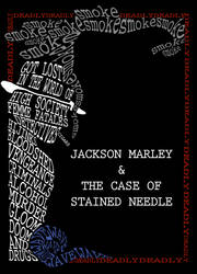 Jackson Marley and The Case of Stained Needle by Hidavalentinwar