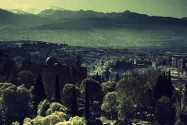 Granada by hrzn