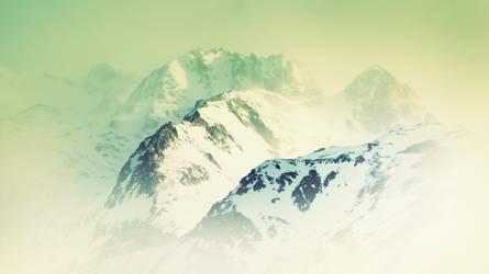 Les Deux Alpes II by hrzn