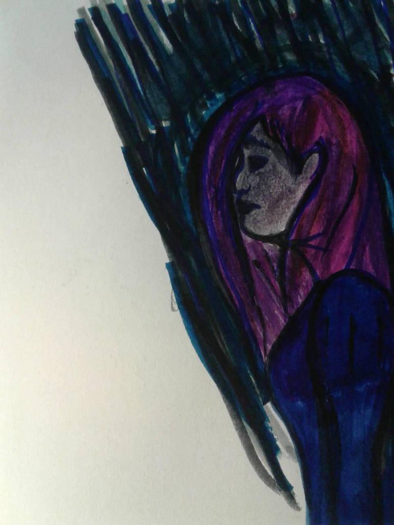 Sketch Book pg.1 by RedRoses17