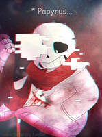 Aftertale Sans: Challenge by LoveArtistCrazy