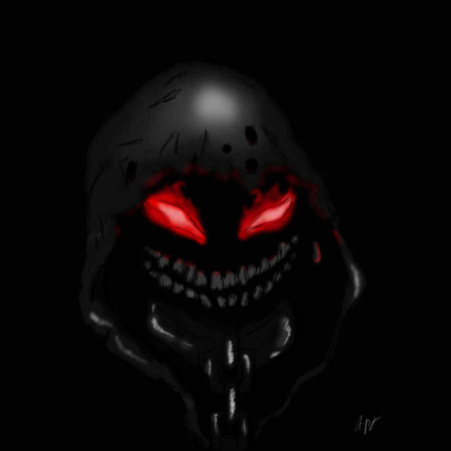 Disturbed guy by AndreaMalbone