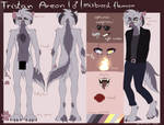 [Reference Sheet] [2019] Tristan by varron-flare