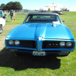 1968 Pontiac GTO by Photos-By-Michelle