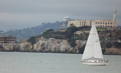 Escaping Alcatraz III by Photos-By-Michelle