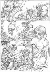 WARCRAFT test page 2 by paulobarrios