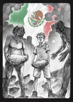 Fuerza Mexico by paulobarrios