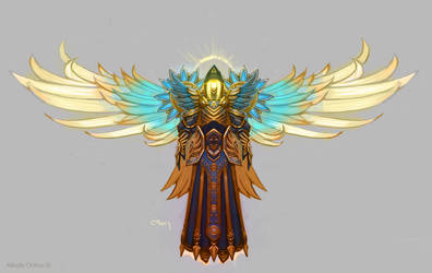 Archangel A by Sidxartxa