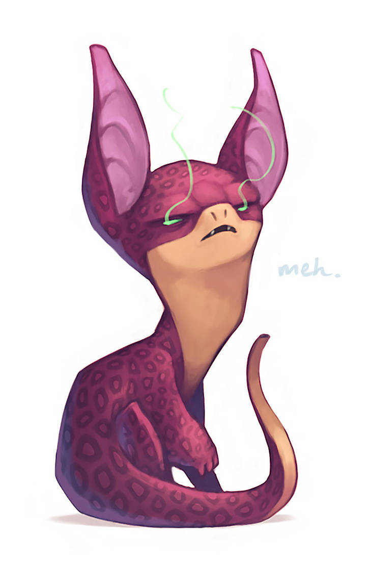 Meh by Timooon