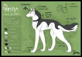 Poriina ref.sheet by Poriina