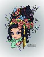 Spring Maid by slinkysis3