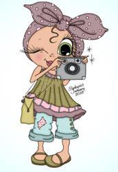 Snap Shot Sally by slinkysis3