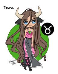 Taurus Chibi by slinkysis3