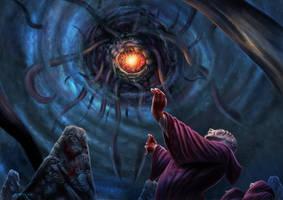 Ancient Gods by Blensig