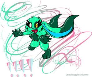 Sparky :D by LeapFroggin-Unicorns