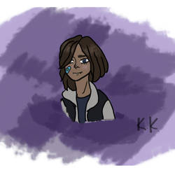 Ayesha_Character design by KawaiiKayley