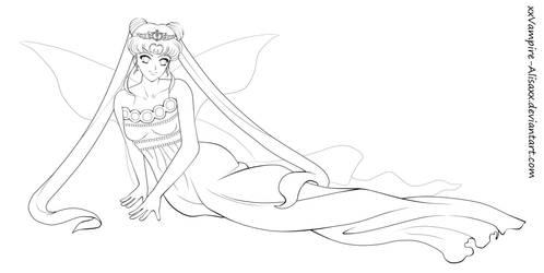 Lines - Queen by SailorSamusAU