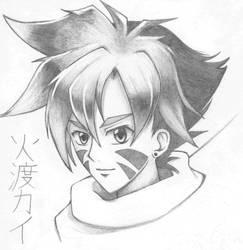 Kai by SailorSamusAU