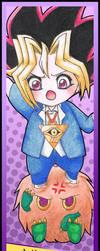 Bookmark_yugi by SailorSamusAU