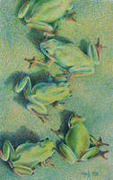 Green without Green Frogs by k8lag