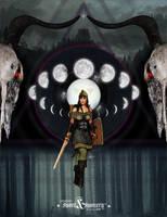 Sword and Sworcery: the all feeling eye by kopfstoff