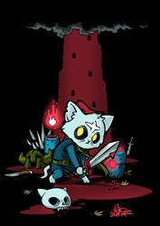The Doom Spire by kopfstoff