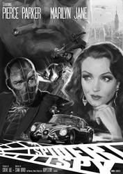 SPIDER-SPY: the sequel by kopfstoff