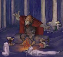 Hidden Fairytales by NeverTh3LesS