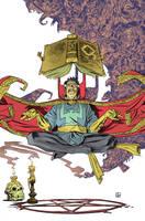 Doctor Strange Color by deankotz