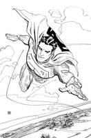 Superman by deankotz